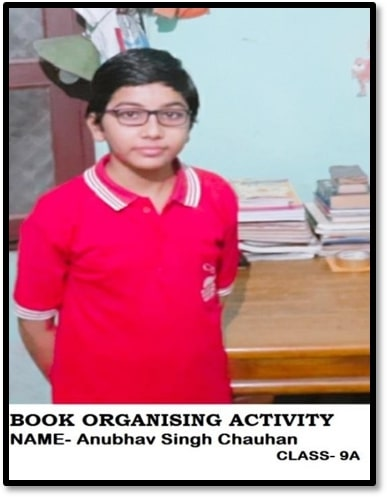 BOOK MARK MAKING ACTIVITY